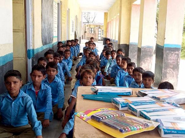 Bhavpur Village School Fundraiser For Kids