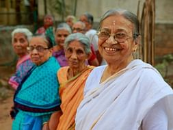Help Construction of Old Age Home Of Love And Support For Our Mother!