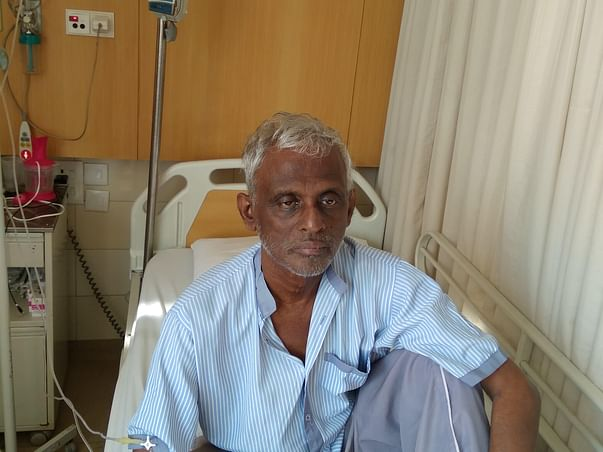 Help My Father Beat Blood Cancer