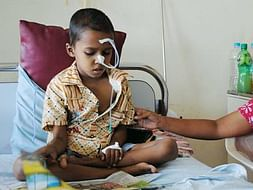 Help Kumar Fight Lung Cancer