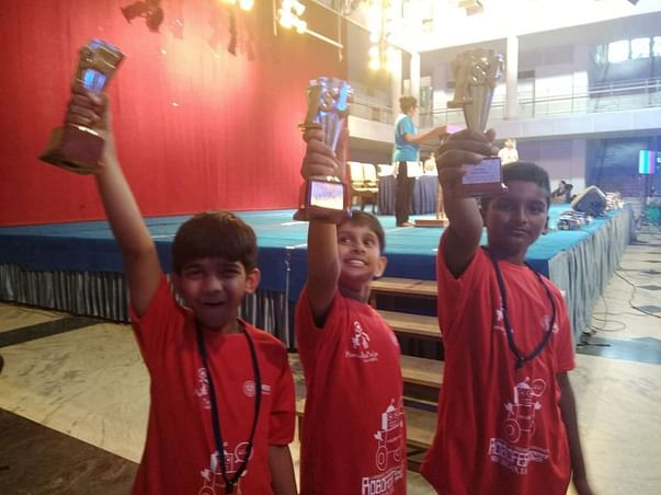 Help Students Participate In The International Robofest Championship