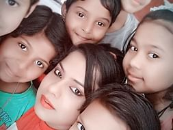 Celebrate birthday of orphan children