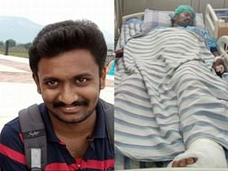 Help Yaswanth Who Met With A Near Fatal Road Accident