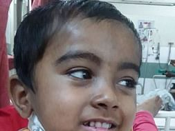 Your Small Help Can Save Baby Gourav's Life
