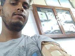 Help govind Kumar Ojha Fight lost of right hand