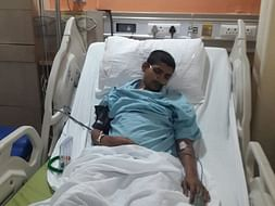 Help Venkat Raju Fight Struggles In The Hospital