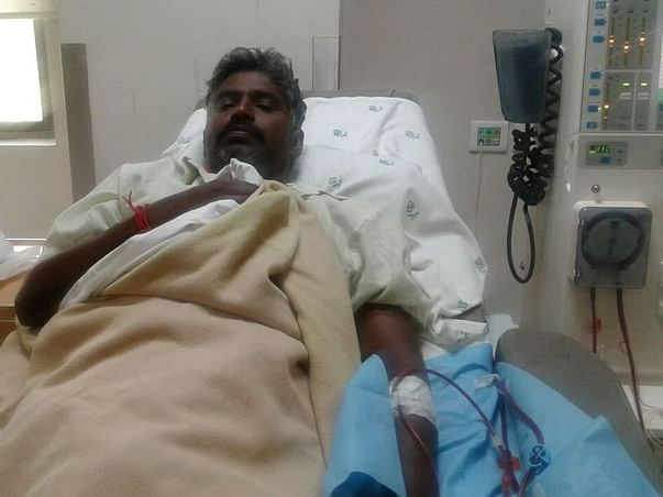 Bus Conductor With Both Kidney's Failed Is Fighting for Survival