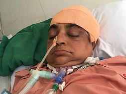 Help My Neighbour Rama Devi Who Is Suffering From Brain Hemorrhage