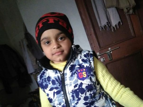 Help Akansha To Fight With Hypoxic Brain Injury