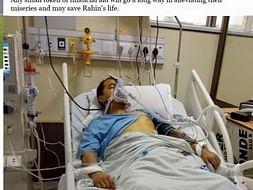 Help Rahin Pegu Fight Battles In The Hospital