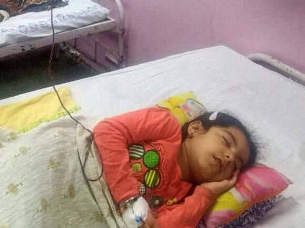 Help Arshpreet Fighting With Thalassemia Major