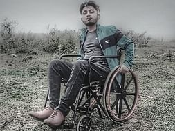 Help Pallav Banik, a wheelchair user lead an active lifestyle.
