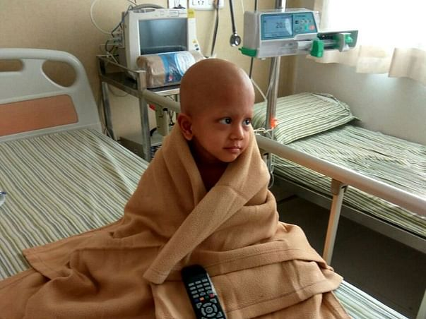 Fund Sagnik to get treatment for relapsed cancer,Neuroblastoma Stage 4