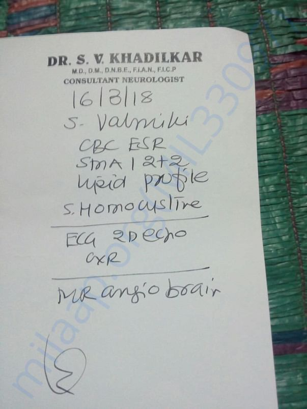 Doctor's RX