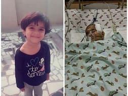 Help 2-Year-Old Varshika Fight With Brain Injury