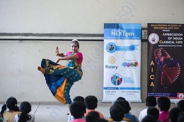 AICA @ Jain Vidyalaya Thiruppalai Madurai
