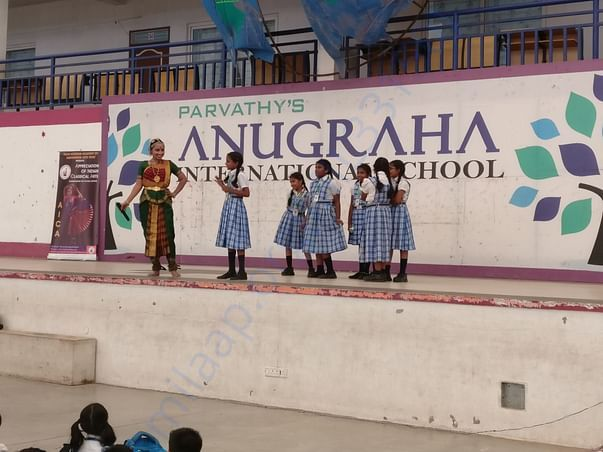 AICA @ Parvathy's Anugraha International School, Dindigul