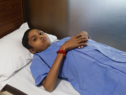 Help 16-Year-Old Pratik Fight A Severe Liver Disease