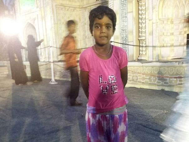 Village Crowdfunds To Save Auto-driver's 10-year-old Daughter