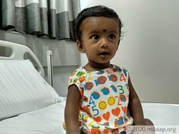 Medicines Aren't Enough To Keep Baby Kavin Alive Anymore