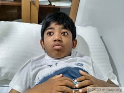 This 9-year-old Cannot Survive Any Longer On 12 Hours Dialysis A Day