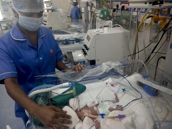 Help Premature Quadruplets 26 week undergone treatment for survival