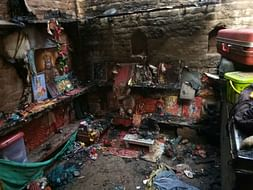 Need to restore life of Munna Lal, who lost everything in fire.