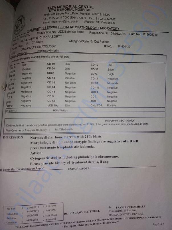 Medical assessment 1
