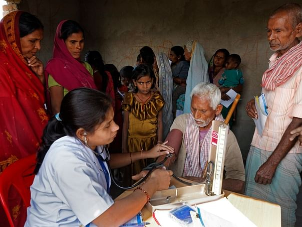 Support Medical Clinic For Less Privileged - Right To Health for All