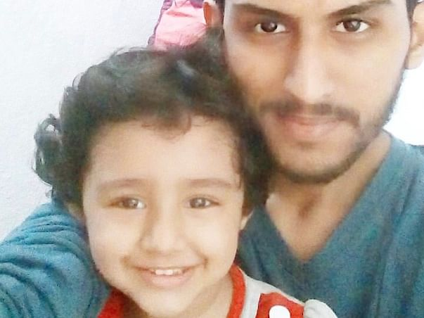 Help 4 year old Rida fight Multiple Traumatic Brain Injuries
