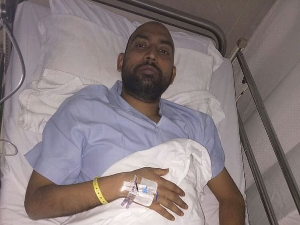 We have to save him from Blood Cancer for his 2 daughters