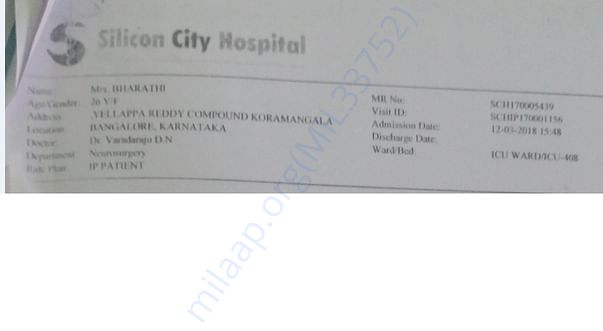 Patient registration