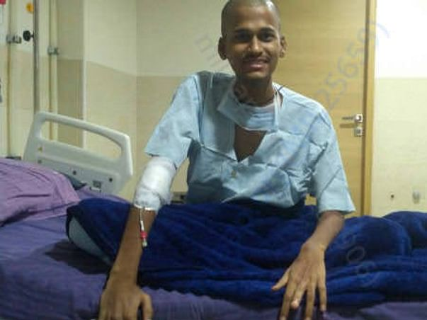 Help Maheshwara Fight Blood Cancer