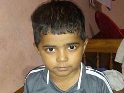 7 year old Mustafa needs a bone marrow transplant
