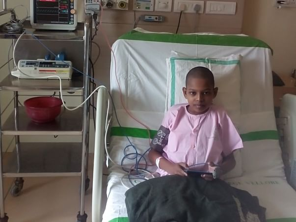 Help Smit a 15 Year Old Boy fighting With Thallassemia Major