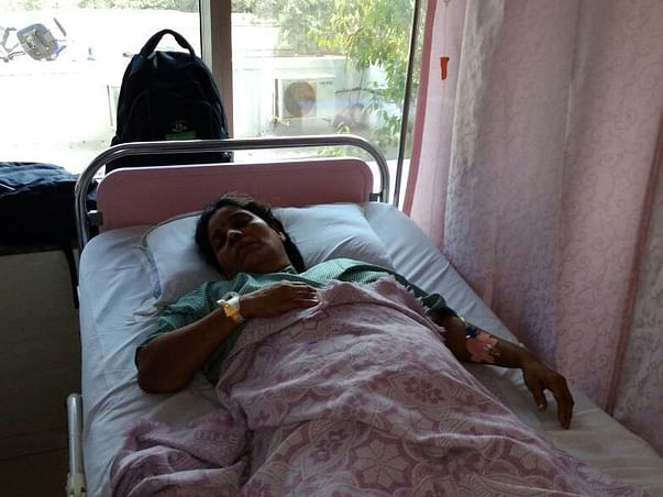 Help Nagesh To Bring His Mom Back