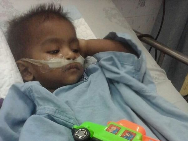 Help Nehal Recover From Pneumonia