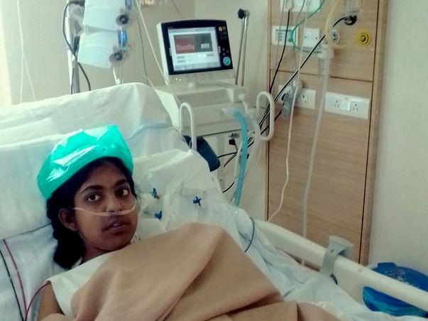 Help Logeswari for Heart Transplant