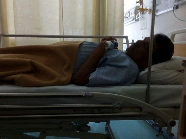 Help My Father Undergo A Liver Transplant Operation