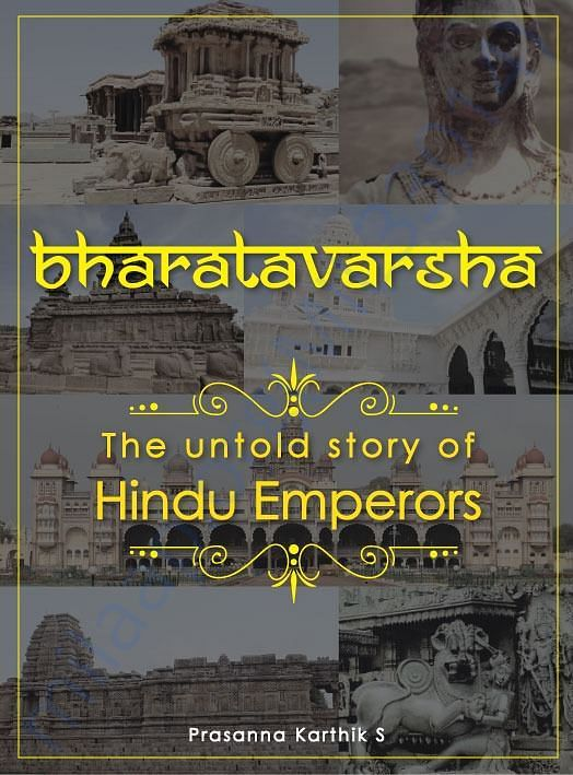 Cover Page of Bharatavarsha