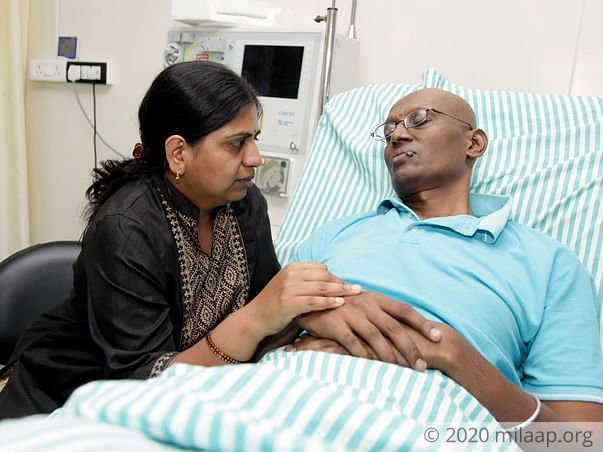 Help Lakshmikanth fight a severe blood disorder