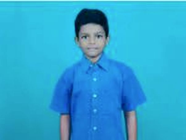 Help Sathvik To Fight With Thalassemia Major