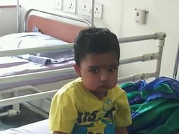 Help 2-Year-Old Prabal To Fight Nephritis
