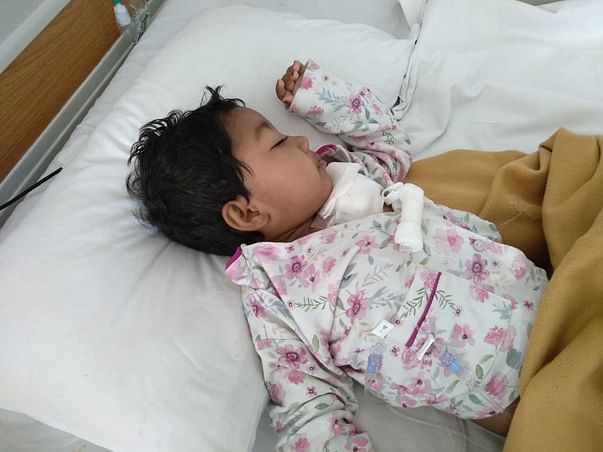 Devastated Parents Are Running Out Of Time To Save Their Daughter