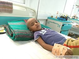 Cancer Will Make My Baby Blind If He Does Not Get Treatment