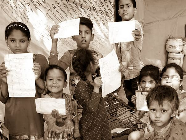 Support Our Deprived Children's Education And Enable Them To Learn