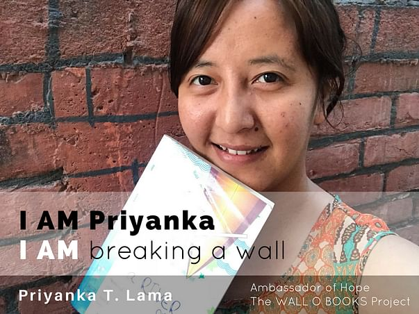 Join Priyanka to bring hope to 1 Million Kids in India