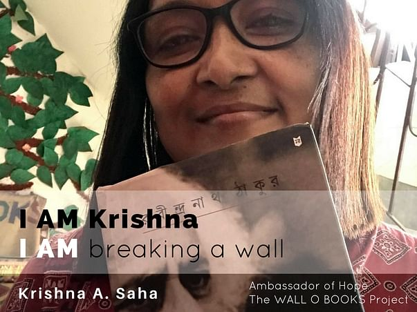 Join Krishna to bring hope to 1 Million Kids in India