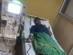 Save the life of my brother suffering from chronic kidney disease