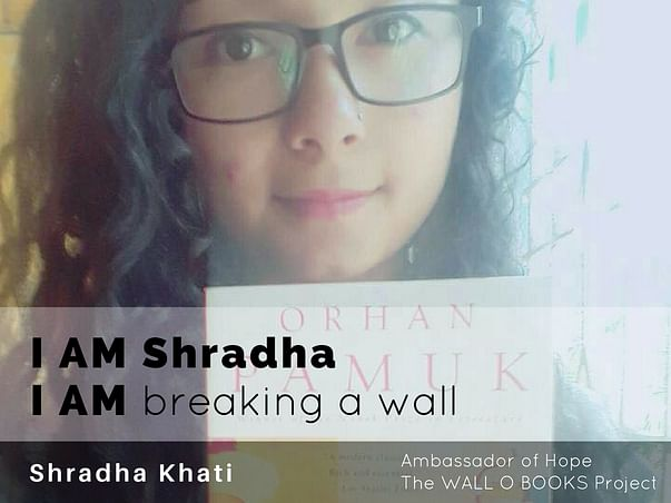 Join Shradha to bring hope to 1 Million Kids in India